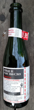 BFM Abbaye de Saint Bon-Chien Grand Cru 2011 &#40;Vin Blanc Barrel&#41; - Sour Ale/Wild Ale