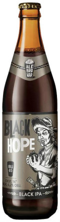 AleBrowar Black Hope - Black IPA