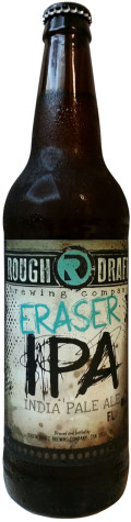 Rough Draft Eraser IPA - India Pale Ale (IPA)