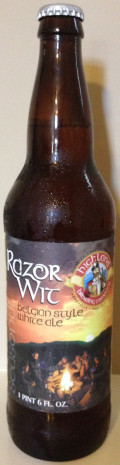 Highland Razor Wit - Belgian White &#40;Witbier&#41;
