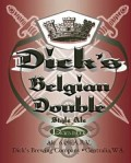 Dicks Belgian Double - Abbey Dubbel