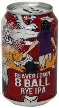 Beavertown 8 Ball Rye IPA - India Pale Ale &#40;IPA&#41;