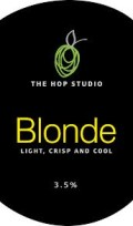 Hop Studio Blonde - Golden Ale/Blond Ale