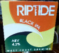 West Coast Riptide - Black IPA