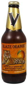 Valkyrie Blaze Orange - Fruit Beer
