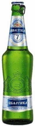 Baltika 7 Eksportnoe &#40;Export&#41; - Pale Lager