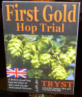Tryst First Gold Hop Trial - Golden Ale/Blond Ale