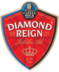 Castle Rock Diamond Reign - Golden Ale/Blond Ale