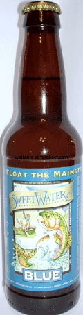 Sweetwater Blue - Fruit Beer