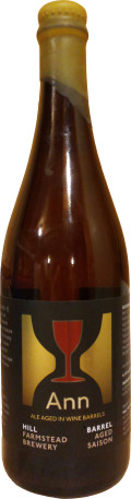 Hill Farmstead Ann - Saison