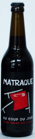 Brasseurs Illimit�s La Matraque - Brown Ale