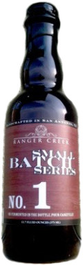 Ranger Creek Small Batch Series No. 1 - American Strong Ale 