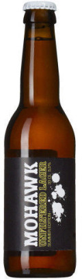 Mohawk Unfiltered Lager Summer Edition - Premium Lager