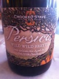 Crooked Stave Persica Wild Wild Brett - Sour Ale/Wild Ale