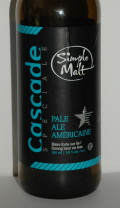 Simple Malt Cascade Spciale - American Pale Ale