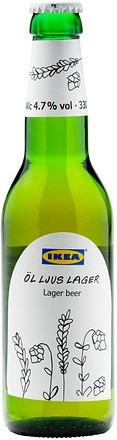 IKEA l Ljus Lager - Pale Lager