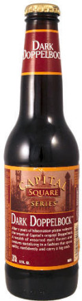 Capital Square Series Dark Doppelbock - Doppelbock