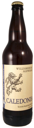 Williamsburg AleWerks Caledonia - English Pale Ale