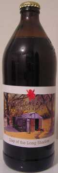Little Creatures Single Batch Day of the Long Shadow - Spice/Herb/Vegetable