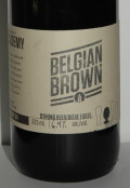 Beer Academy Belgian Brown - Belgian Ale
