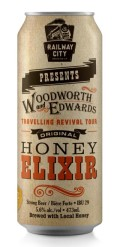 Railway City Honey Elixir - Traditional Ale