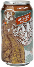 Indeed Midnight Ryder Black Ale - Black IPA