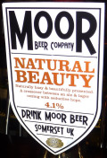 Moor Natural Beauty - Golden Ale/Blond Ale