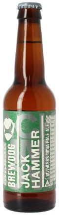 BrewDog Jack Hammer IPA - India Pale Ale &#40;IPA&#41;