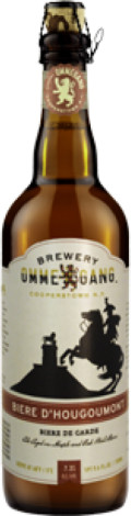 Ommegang Biere DHougoumont - Bire de Garde