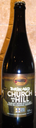 Cigar City / Swamp Head Cognac Barrel-aged Church on a Hill - Barley Wine