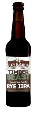 Lazy Magnolia Timber Beast - Imperial/Double IPA
