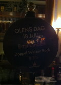 Sigtuna Emil Lindn Doppel Weizen Bock - Weizen Bock