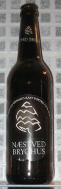 N�stved Kaffe Porter - Imperial/Strong Porter