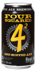 Real Ale 4-Squared - Golden Ale/Blond Ale