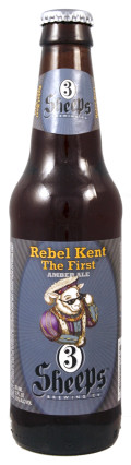 3 Sheeps Rebel Kent The First - Belgian Ale