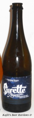 Crooked Stave Surette Reserva - Sour Ale/Wild Ale