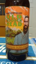 Burnt Hickory Old Wooden Head Imperial IPA - Imperial/Double IPA