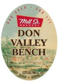 Mill Street Don Valley Bench Estate  - Premium Lager