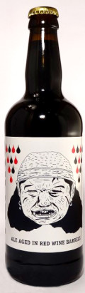 Stillwater/Mikkeller/Fan� Gypsy Tears (Red Wine Barrel Aged Edition) - Stout