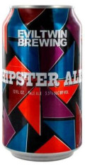 Evil Twin Hipster Ale - American Pale Ale
