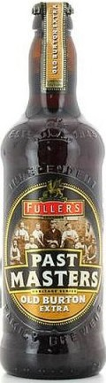 Fullers Past Masters Old Burton Extra &#40;OBE&#41; - English Strong Ale