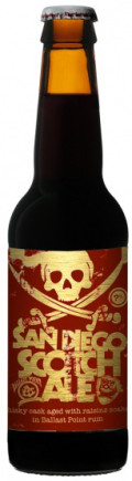 BrewDog / Ballast Point San Diego Scotch Ale - Scotch Ale