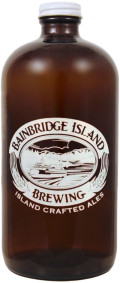Bainbridge Island Winsloweizen - German Hefeweizen