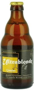 Ultrablonde 8% - Belgian Strong Ale