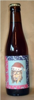 Struise Tsjeeses Reserva  BBA &#40;Bourbon Barrel Aged&#41; - Belgian Strong Ale