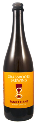 Grassroots Sankt Hans Amber Saison - Saison