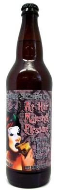 Pipeworks At Her Majestys Pleasure  - English Pale Ale