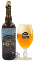 Hof Ten Dormaal Barrel-aged Project: No. 7 Ardbeg Whisky - Belgian Strong Ale