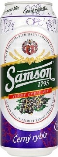 Samson Čern� Ryb�z Mix - Fruit Beer