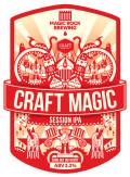 Magic Rock Craft Magic - Golden Ale/Blond Ale